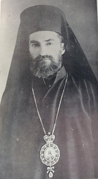 Archbishop Kristofor of Albania